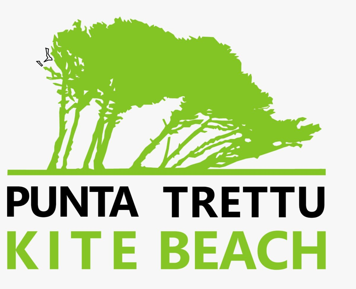 Logo of Punta Trettu Kite Beach